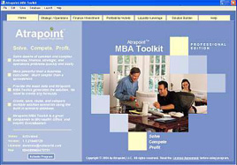 Visit MBA Toolkit page